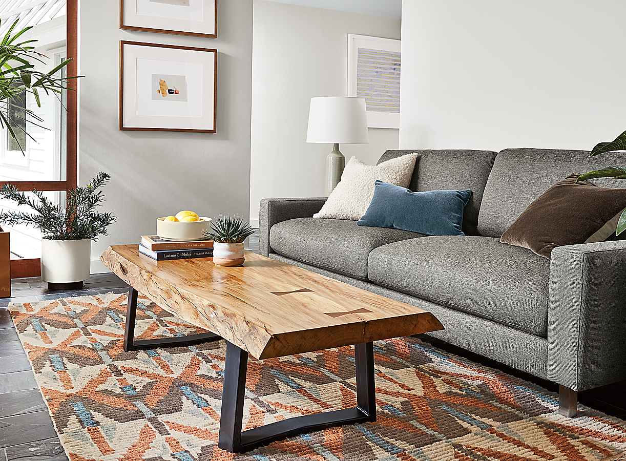 Eliza Coffee Table in Sycamore