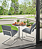 Finn Chairs with Montego Round Table