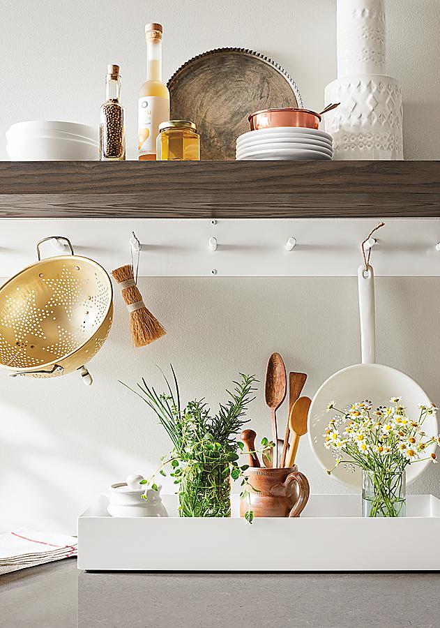 Spike Wall Hook for Kitchen Organization