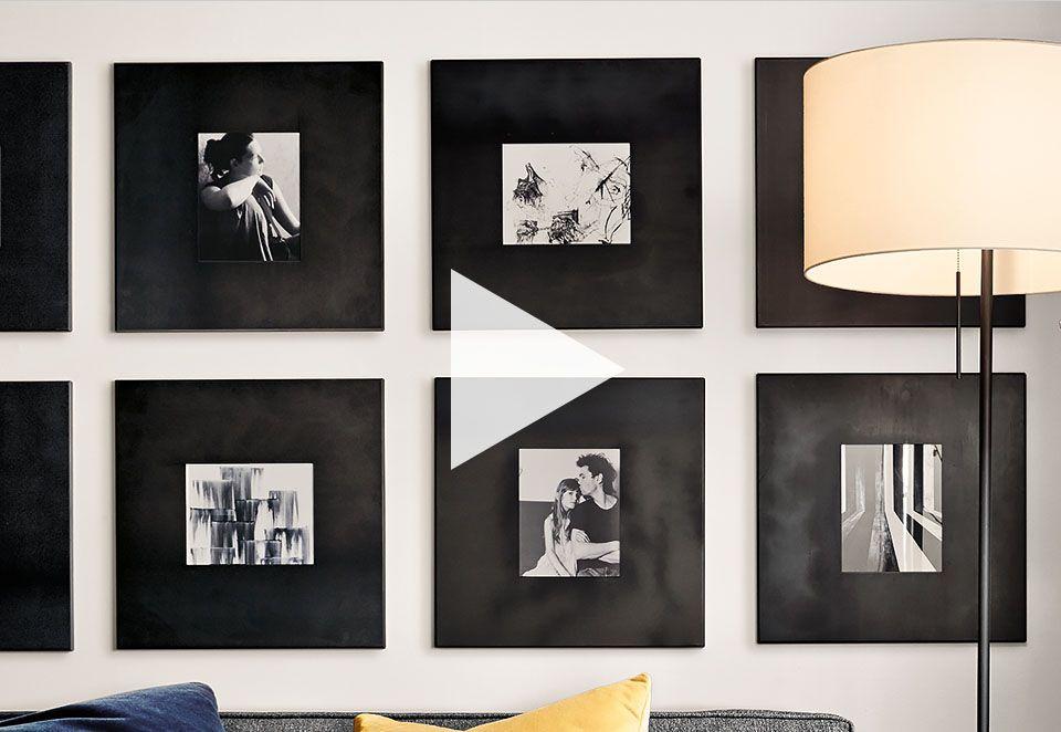 Arrange A Modern Frame Wall Ideas Advice Room Board