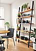 Gallery Leaning Shelf in Reclaimed Wood