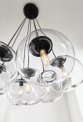 Humboldt Chandeliers Modern Lighting, Replacement Light Globes Chandeliers