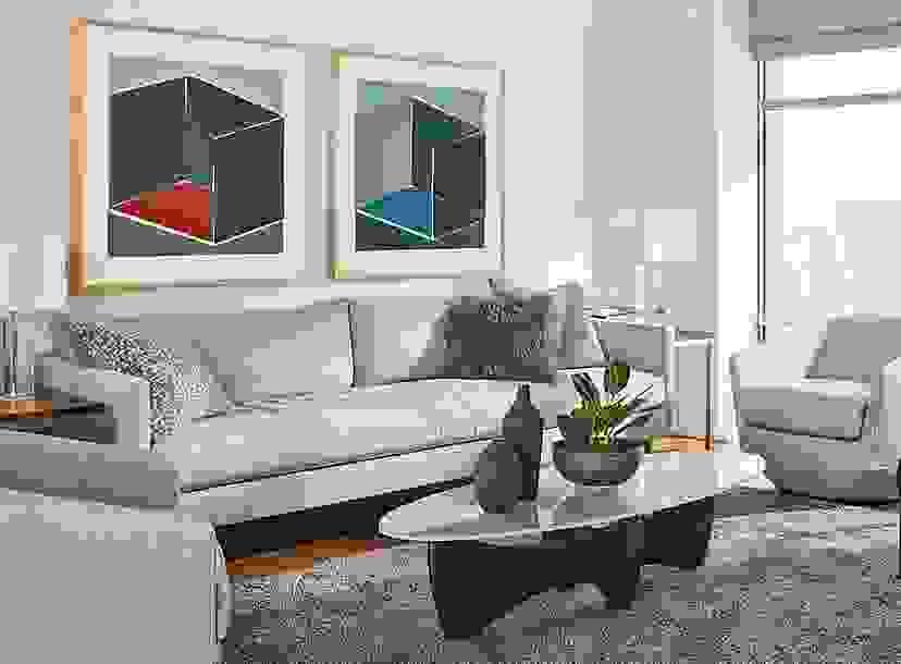 Henri Boissiere Open Cube Series 1 & 2