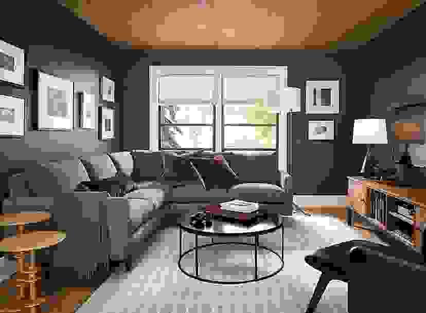 Jasper Sectional in Living Room