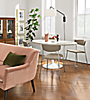 Julian Table and Wolfgang Chairs