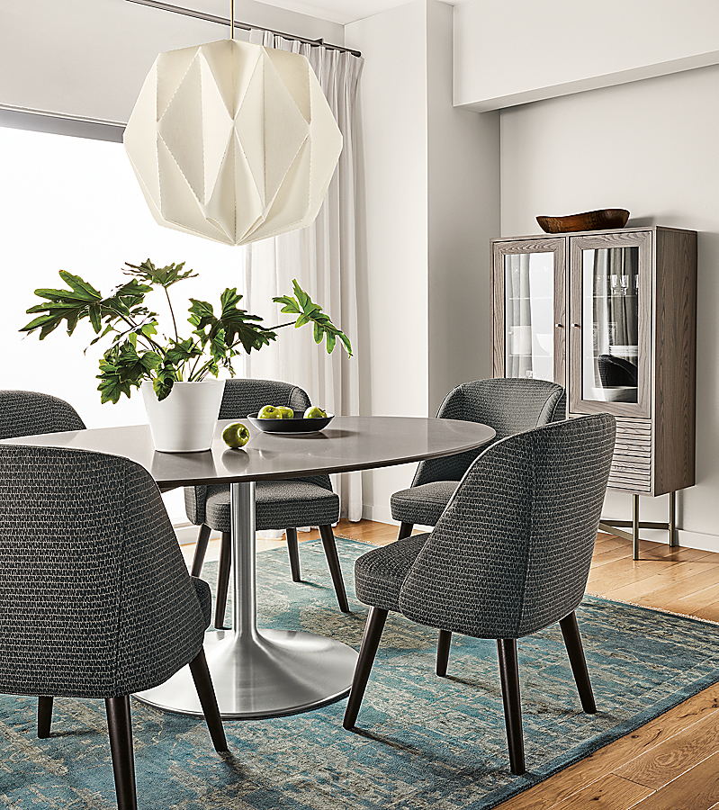 Julian Table and Cora Chairs
