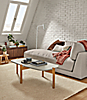 Kavala Coffee Table in Small Space Living Room