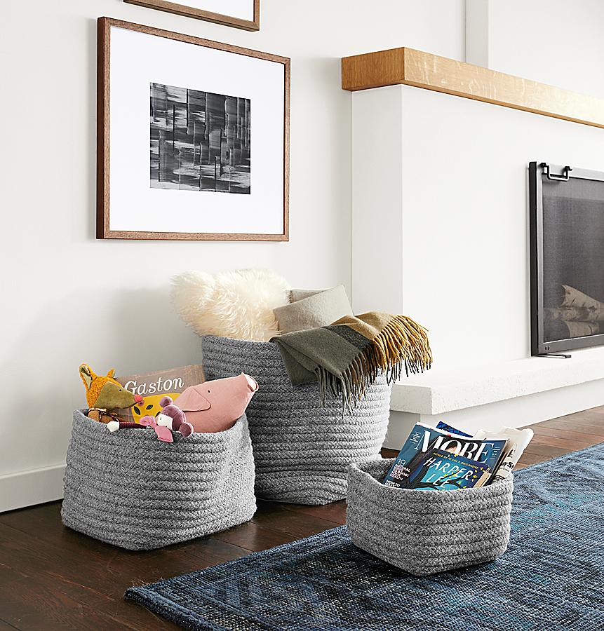 Home Organization with Kori Storage Bins