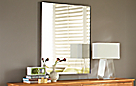 Infinity Wall Mirror in Stainless Steel
