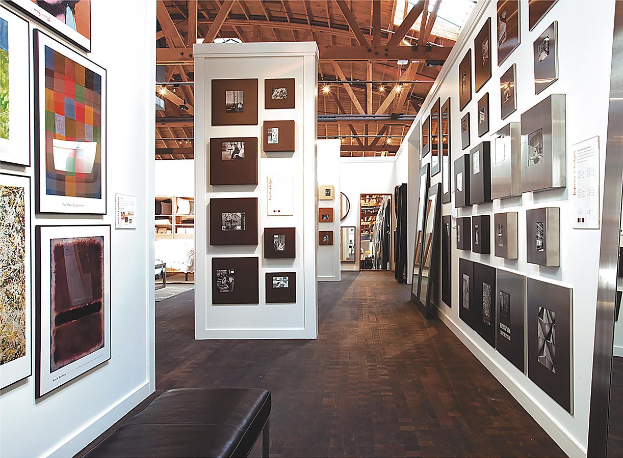 Los Angeles Showroom 5