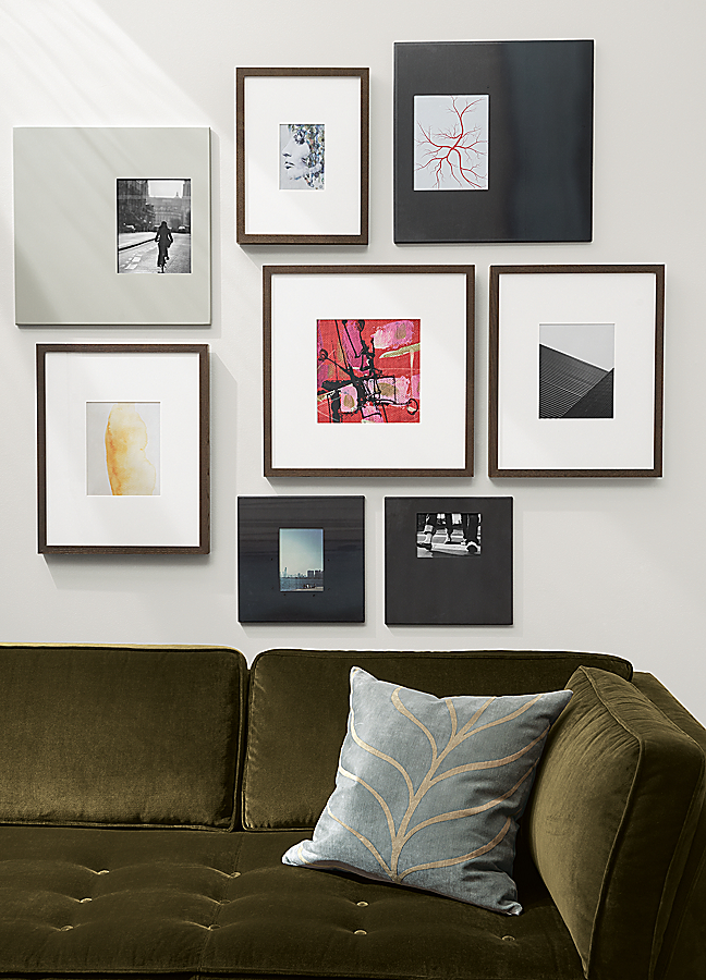 Manhattan & Profile Collection Frame Wall