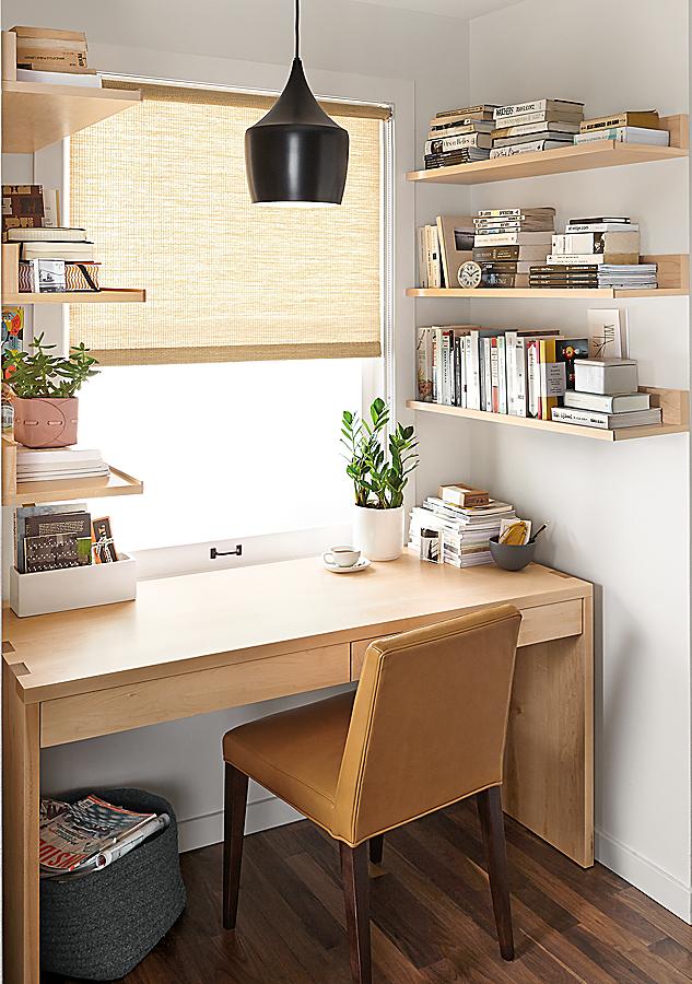 Rowan Desk Office Nook