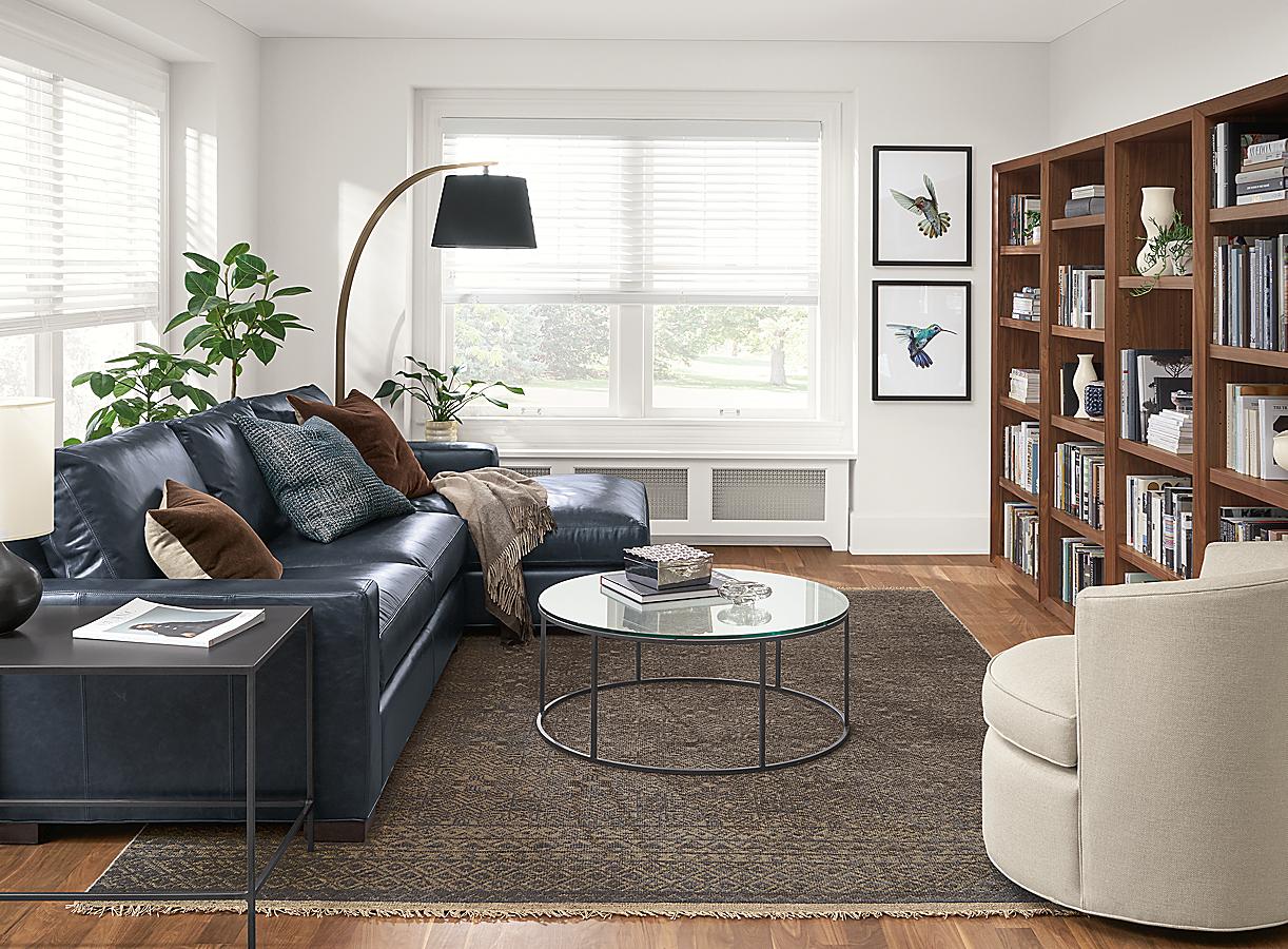 Metro Sofa in Small Space