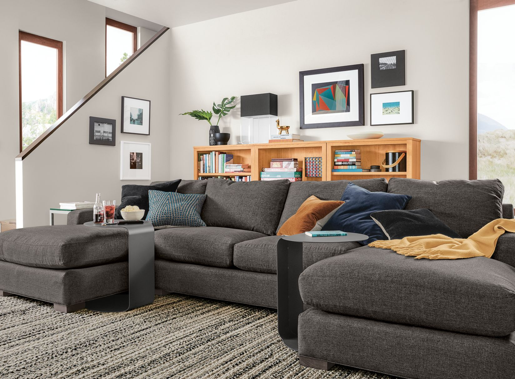 How To Choose A Sectional Ideas, Living Room Sectional