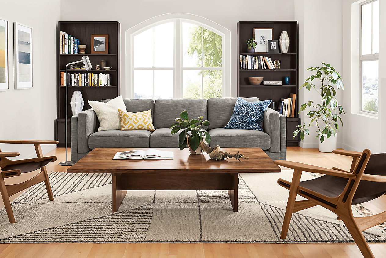 How to Mix Wood Tones in Your Home - Ideas & Advice - Room & Board