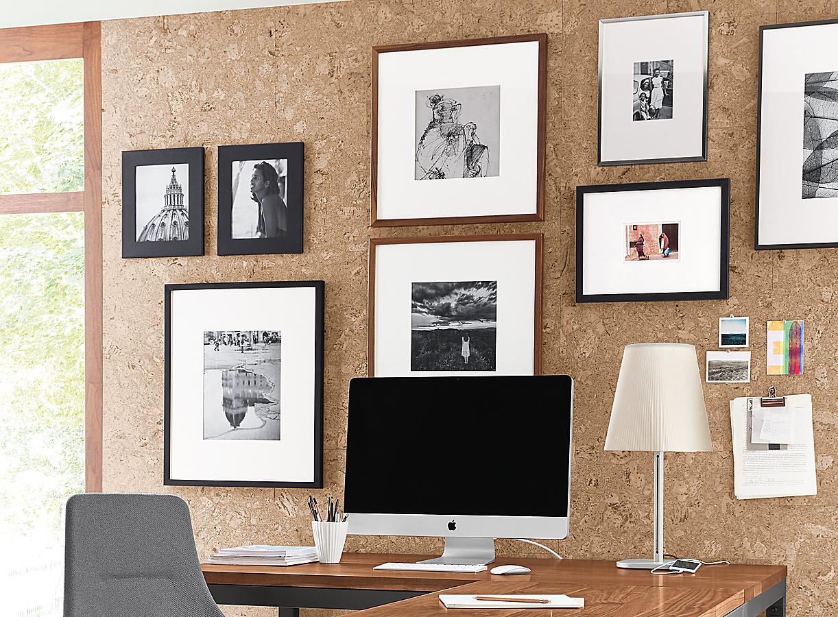 Borough & Profile Office Frame Wall