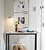 Parsons Console Table Entryway