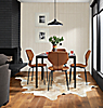 Parsons Table with Pike Chairs