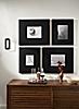 Profile Frames in Gloss Black