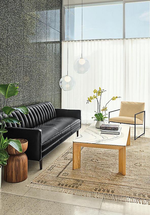 Shop Pren Coffee Tables with Cambria Quartz Tops