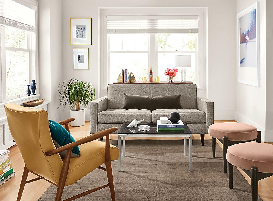 Jonas Lounge Chair Living Room, Living Room Lounge Chair