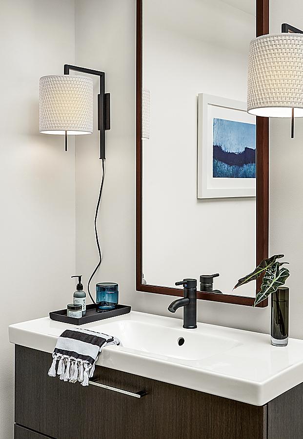 Soho Mirror in Bathroom