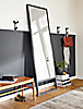 Soho Natural Steel Leaning Mirror