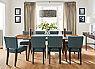 Ventura Extension Table and Georgia Chairs