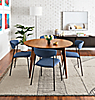 Ventura Extension Table and Wolfgang Chairs