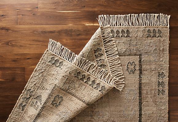 Detail of Villa rug